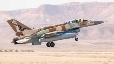 Photo ID 236903 by Andreas Zeitler - Flying-Wings. Israel Air Force Lockheed Martin F 16I Sufa, 880