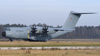 Photo ID 236947 by Günther Feniuk. Germany Air Force Airbus A400M Atlas, 54 14