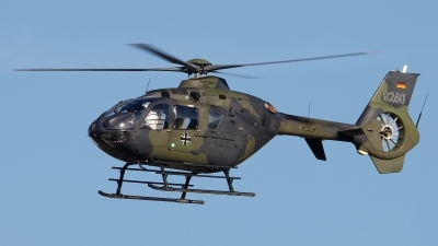 Photo ID 236951 by Rainer Mueller. Germany Army Eurocopter EC 135T1, 82 60