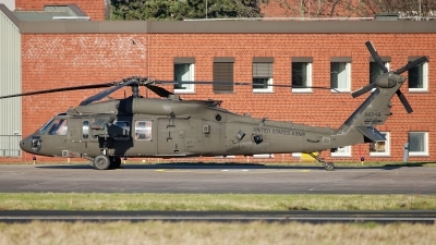 Photo ID 236953 by Rainer Mueller. USA Army Sikorsky UH 60M Black Hawk S 70A, 15 20745