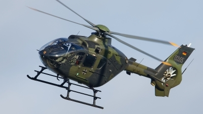 Photo ID 236954 by Rainer Mueller. Germany Army Eurocopter EC 135T1, 82 65