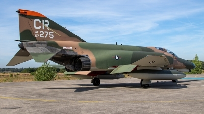 Photo ID 236963 by Jan Eenling. USA Air Force McDonnell Douglas F 4E Phantom II, 67 0275