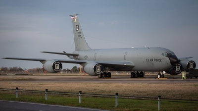 Photo ID 236978 by Doug MacDonald. USA Air Force Boeing KC 135R Stratotanker 717 148, 58 0036