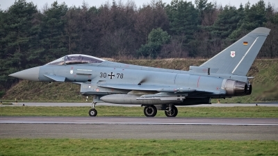 Photo ID 236991 by Rainer Mueller. Germany Air Force Eurofighter EF 2000 Typhoon S, 30 78