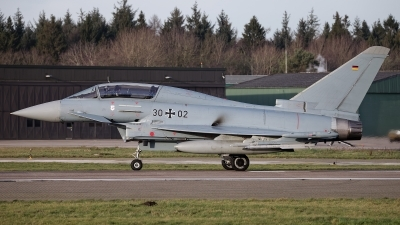 Photo ID 237004 by Rainer Mueller. Germany Air Force Eurofighter EF 2000 Typhoon T, 30 02