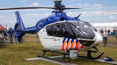 Photo ID 237023 by Jan Eenling. Netherlands Police Eurocopter EC 135P2, PH PXA