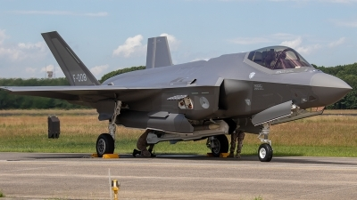 Photo ID 237021 by Jan Eenling. Netherlands Air Force Lockheed Martin F 35A Lightning II, F 008