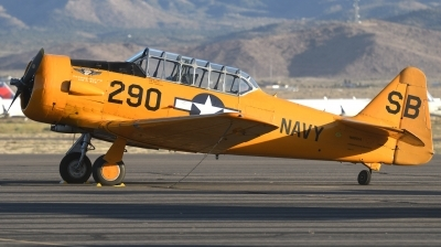 Photo ID 237051 by Hans-Werner Klein. Private Commemorative Air Force North American SNJ 5 Texan, N89014