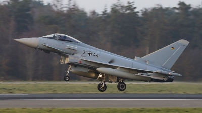 Photo ID 237065 by Frank Kloppenburg. Germany Air Force Eurofighter EF 2000 Typhoon S, 31 44