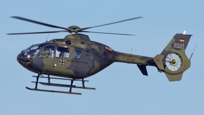 Photo ID 237114 by Rainer Mueller. Germany Army Eurocopter EC 135T1, 82 61