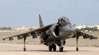 Photo ID 3041 by Stephen J Muscat. UK Air Force British Aerospace Harrier GR7A, ZG472