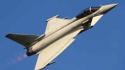 Photo ID 237080 by Stephan Franke - Fighter-Wings. UK Air Force Eurofighter Typhoon FGR4, ZJ931
