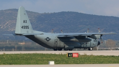 Photo ID 237099 by Stamatis Alipasalis. USA Navy Lockheed C 130T Hercules L 382, 164995