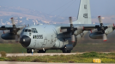 Photo ID 237098 by Stamatis Alipasalis. USA Navy Lockheed C 130T Hercules L 382, 164995
