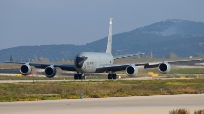 Photo ID 237097 by Stamatis Alipasalis. USA Air Force Boeing KC 135R Stratotanker 717 148, 61 0309