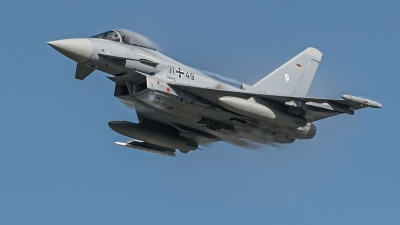 Photo ID 237122 by Sven Neumann. Germany Air Force Eurofighter EF 2000 Typhoon S, 31 49
