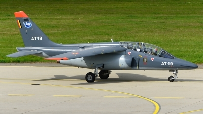Photo ID 237129 by Stephan Franke - Fighter-Wings. Belgium Air Force Dassault Dornier Alpha Jet 1B, AT19