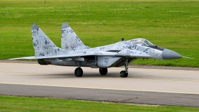 Photo ID 237160 by Stephan Franke - Fighter-Wings. Slovakia Air Force Mikoyan Gurevich MiG 29AS, 0619