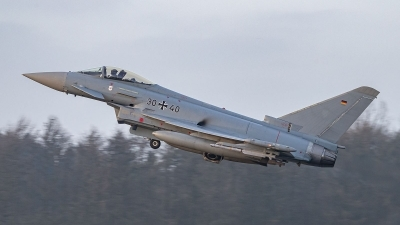 Photo ID 237170 by Frank Kloppenburg. Germany Air Force Eurofighter EF 2000 Typhoon S, 30 40