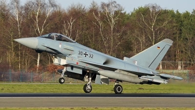 Photo ID 237171 by Dieter Linemann. Germany Air Force Eurofighter EF 2000 Typhoon S, 30 32