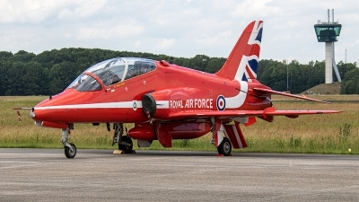 Photo ID 237181 by Jan Eenling. UK Air Force British Aerospace Hawk T 1A, XX319