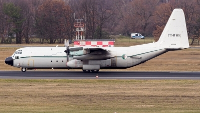 Photo ID 237183 by Stefan Schmitz. Algeria Air Force Lockheed C 130H 30 Hercules L 382, 7T WHN