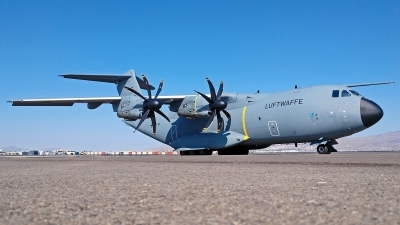 Photo ID 237224 by Jesus Cervantes. Germany Air Force Airbus A400M Atlas, 54 08