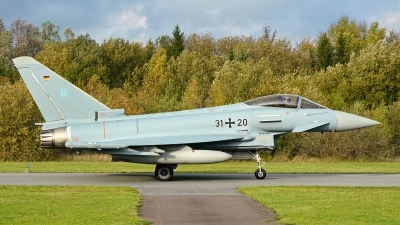 Photo ID 237262 by Dieter Linemann. Germany Air Force Eurofighter EF 2000 Typhoon S, 31 20