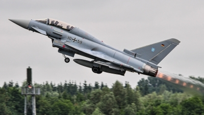 Photo ID 237283 by Sven Neumann. Germany Air Force Eurofighter EF 2000 Typhoon T, 30 59