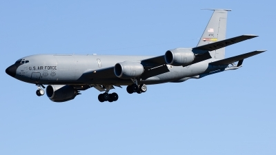 Photo ID 237284 by Brandon Thetford. USA Air Force Boeing KC 135R Stratotanker 717 100, 57 1459