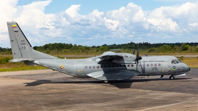 Photo ID 237319 by Andreas Zeitler - Flying-Wings. Colombia Air Force CASA C 295M, FAC 1284