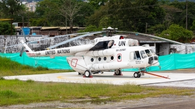 Photo ID 237462 by Andreas Zeitler - Flying-Wings. United Nations United Nations Mil Mi 8MTV 1, RA 22981