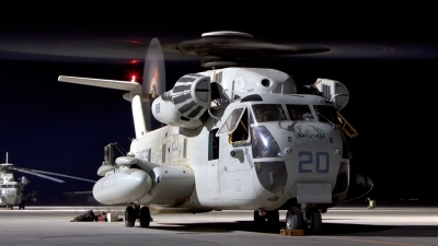 Photo ID 237328 by Neil Dunridge. USA Marines Sikorsky CH 53D Super Stallion, 156677