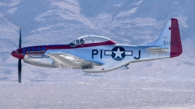 Photo ID 237353 by W.A.Kazior. Private Mustang High Flight LLC North American P 51D Mustang, N51ZM
