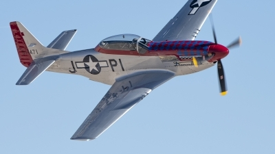 Photo ID 237354 by W.A.Kazior. Private Mustang High Flight LLC North American P 51D Mustang, N51ZM