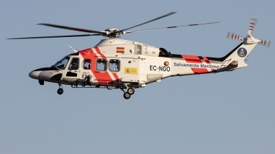 Photo ID 237340 by F. Javier Sánchez Gómez. Spain Maritime Safety and Rescue Agency AgustaWestland AW139, EC NGO