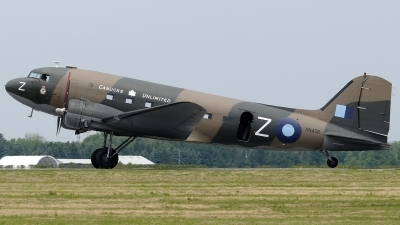 Photo ID 237337 by Aldo Bidini. Private Canadian Warplane Heritage Museum Douglas C 47B Skytrain, C GDAK