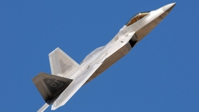 Photo ID 237338 by Aldo Bidini. USA Air Force Lockheed Martin F 22A Raptor, 04 4068