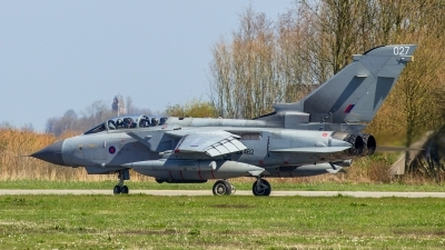Photo ID 237374 by Sascha Gaida. UK Air Force Panavia Tornado GR1, ZA462