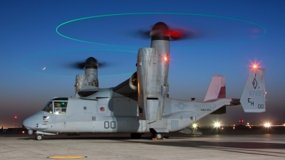 Photo ID 237390 by Neil Dunridge. USA Marines Bell Boeing MV 22B Osprey, 166723