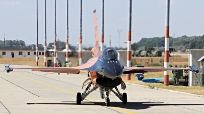 Photo ID 237394 by Milos Ruza. Netherlands Air Force General Dynamics F 16AM Fighting Falcon, J 015