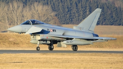 Photo ID 237397 by Werner P. Austria Air Force Eurofighter EF 2000 Typhoon S, 7L WN