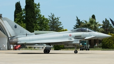 Photo ID 237476 by Aldo Bidini. Italy Air Force Eurofighter F 2000A Typhoon EF 2000S, MM7295
