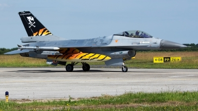 Photo ID 237483 by Aldo Bidini. Belgium Air Force General Dynamics F 16AM Fighting Falcon, FA 94