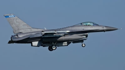 Photo ID 237484 by Rainer Mueller. USA Air Force General Dynamics F 16C Fighting Falcon, 91 0409
