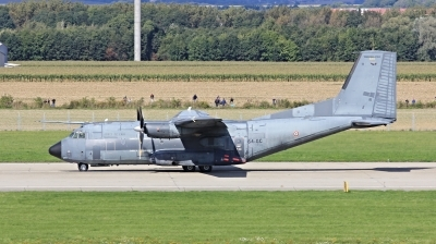 Photo ID 237487 by Milos Ruza. France Air Force Transport Allianz C 160R, R203