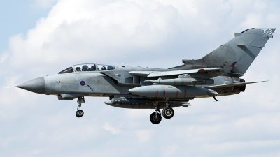 Photo ID 237509 by Aldo Bidini. UK Air Force Panavia Tornado GR4, ZA588