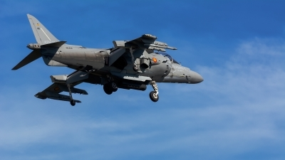 Photo ID 237520 by Jesus Peñas. Spain Navy McDonnell Douglas EAV 8B Harrier II, VA 1B 35
