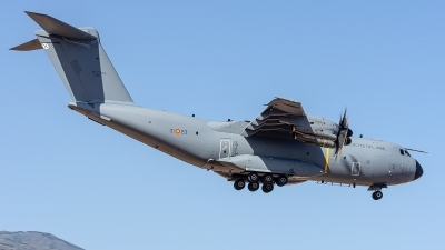 Photo ID 237602 by Bartolomé Fernández. Spain Air Force Airbus A400M Atlas, TK 23 03 10076