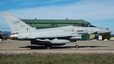 Photo ID 237598 by Aldo Bidini. Italy Air Force Eurofighter F 2000A Typhoon EF 2000S, MM7276